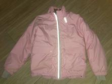 Dievčenská zimná bunda h&m, h&m,140