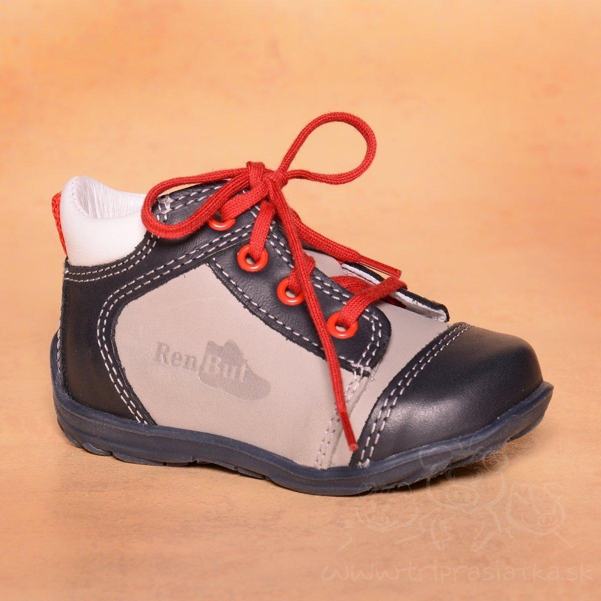 38c12f3dad718 Detské kvalitné kožené topánočky renbut / 13-1442, ren but,18 - 23 - 29,80  € od predávajúcej 3prasiatka_sk   Detský bazár   ModryKonik.sk