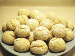 citroonovo- kokosovee crinkles