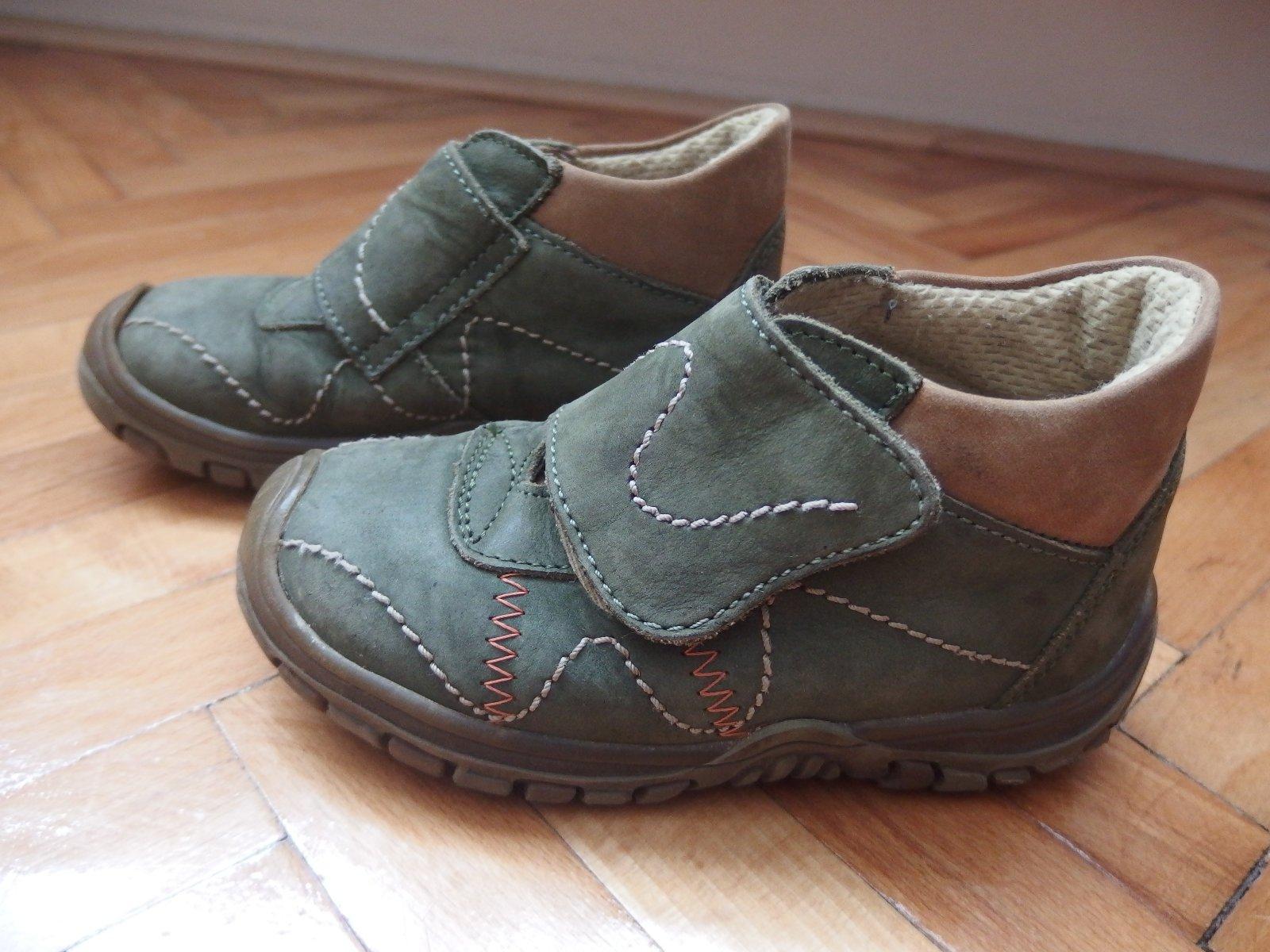 3f0d57832 Chlapčenské kožené topánky, essi,24 - 4 € od predávajúcej csucsuka | Detský  bazár | ModryKonik.sk