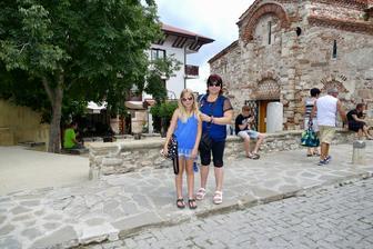 Výlet v Nesebar