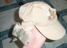 Legionarska ciapka na 2-4 roky, cherokee,92