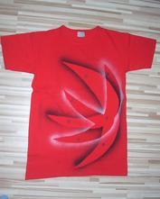 Pánske/chlapčenské tričko, s