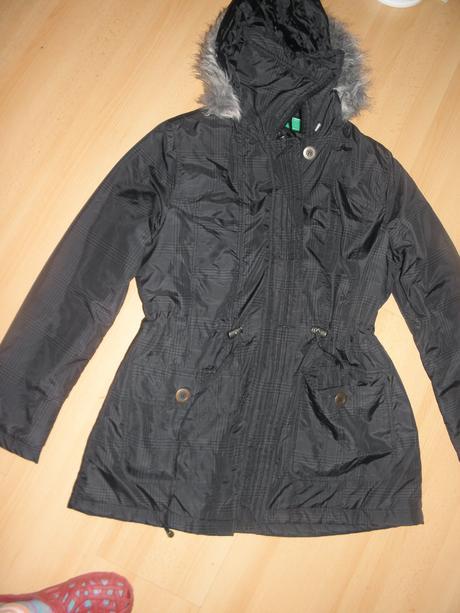 9fdd735721fd Prechodná jarná bunda kabát