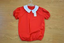 Detská elegantná bluzička, 128 - 158