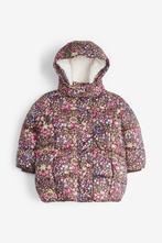 Next kvetovana zimna bunda, next,68 - 122