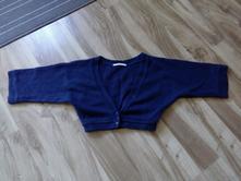 Pletene bolero,kratky sveter, camaieu,s