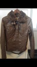 Kožená bunda, terranova,m
