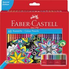 Faber-castell 60ks farebných ceruziek,