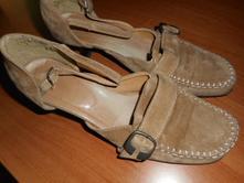 Topánky - veľ. 36- vn. d. cca 23 - 23,5 cm , 36