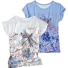 Nkd dámské tričko s krátkým rukávem, l / m / xl