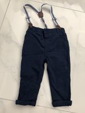 Nohavice na traky v.80, f&f,80