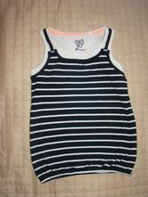 Pásikavé tričko, palomino,110
