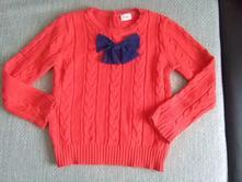 Pletený svetrík tenší, f&f,116