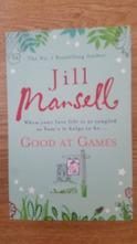 Jill mansell - good at games, kniha v anj,