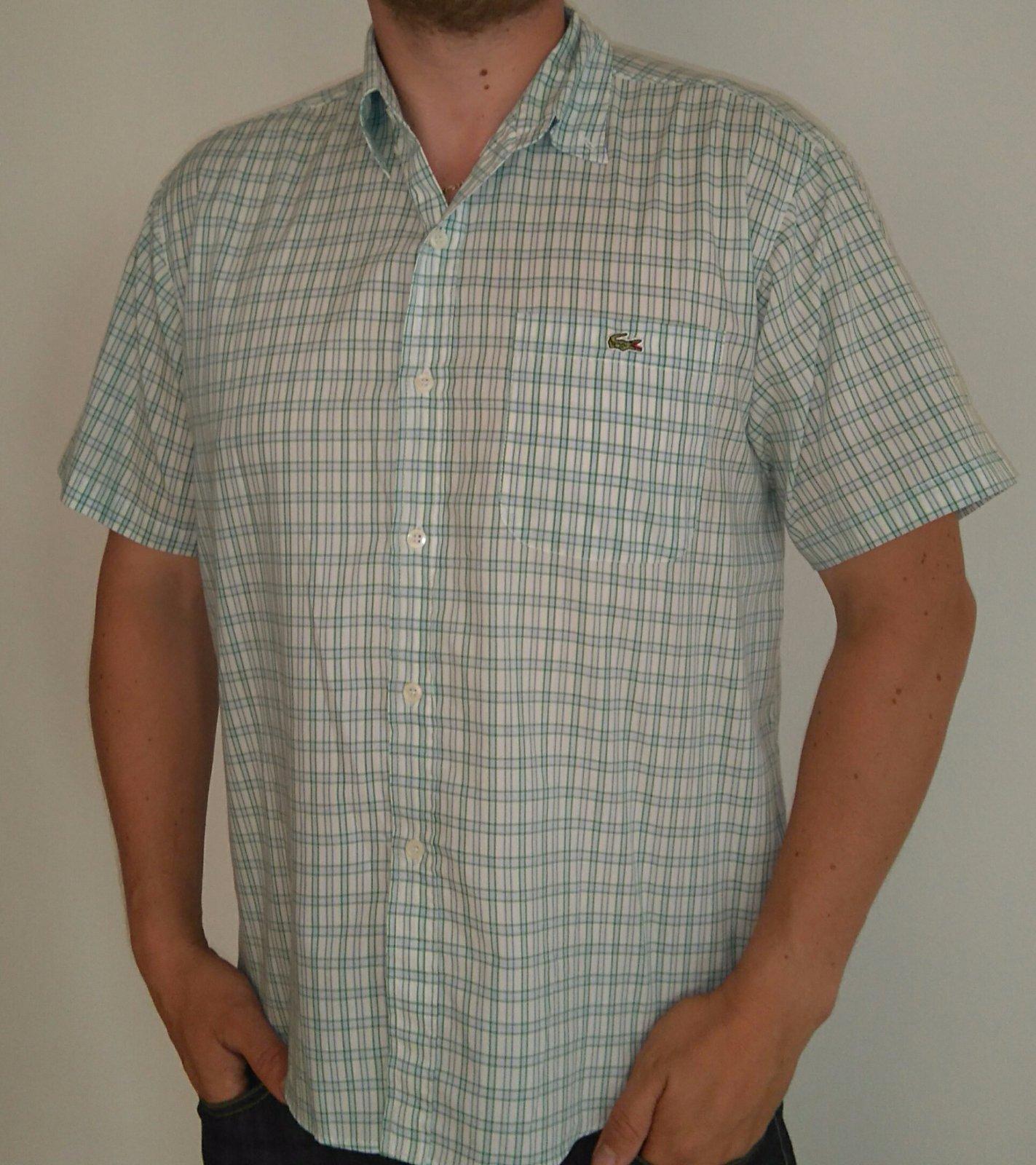 fcc82dcb9e3e Pánska košeľa lacoste
