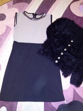 Šaty+ sveter, m