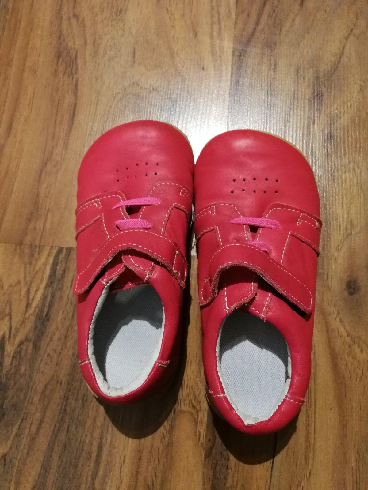 9e8e3a84ae41 Zobraz celé podmienky. Jarné kožené barefoot topánky vd 18 ...