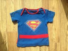 Tricko superman, tu,86