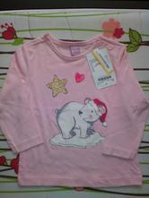Vianočné tričko pre dievčatko, dopodopo,68