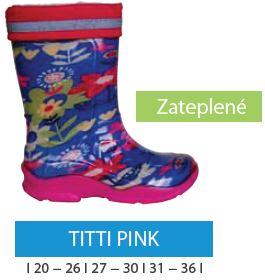 a7e57f4644c0 Gumáky zateplené - titti rosa