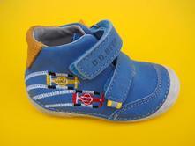156359e4141b Detské kožené topánky d.d.step 015 - 177 bermuda