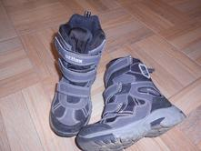 Chlapčenské zimné topánky, dei-tex,28