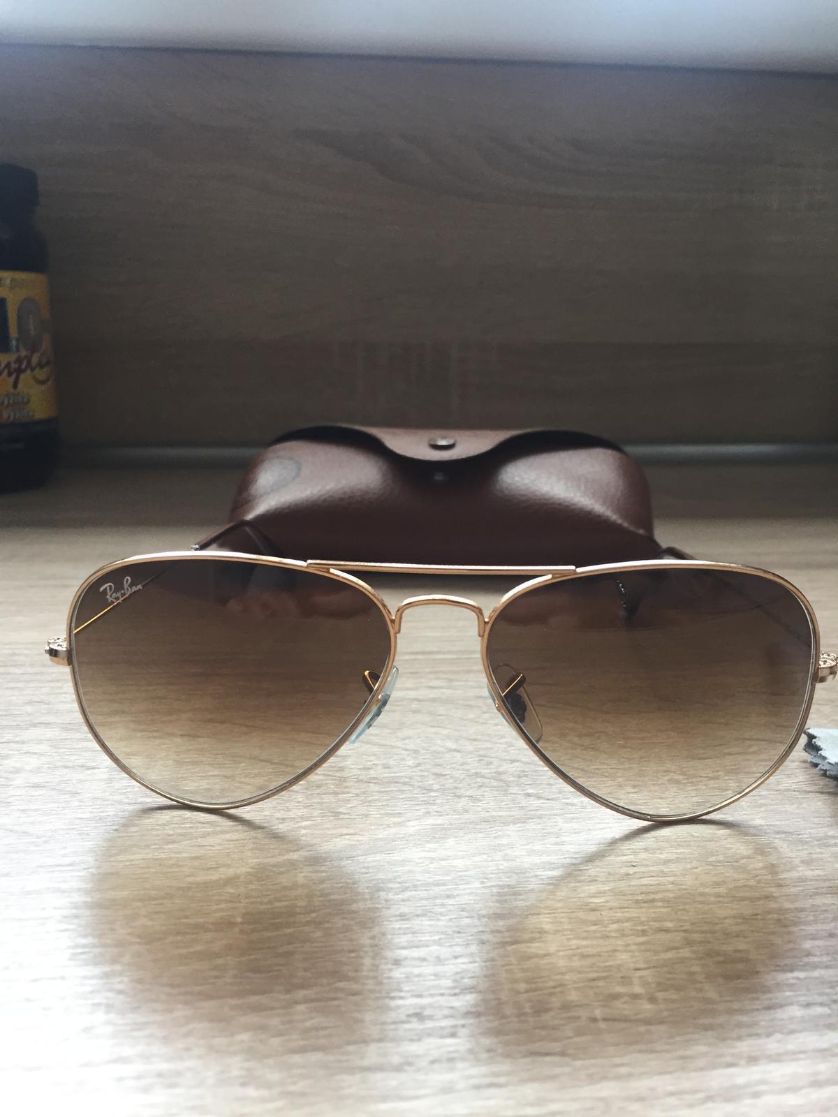 7e7b79902 Predam original ray ban slnecne okuliare, - 80 € od predávajúcej  slovakovalauri | Detský bazár | ModryKonik.sk