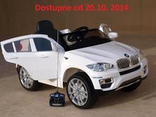 Elektricke autičko bmw x6-otváracie dvere, eva kol,