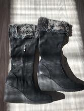 Zimné kožené čižmičky , reno,38
