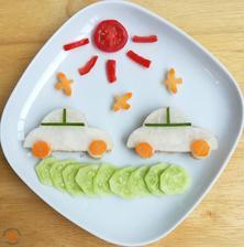 1r.+ Clebík s máslem a zeleninou