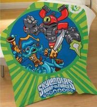 Chlapčenská fleesová deka, nepoužitá,