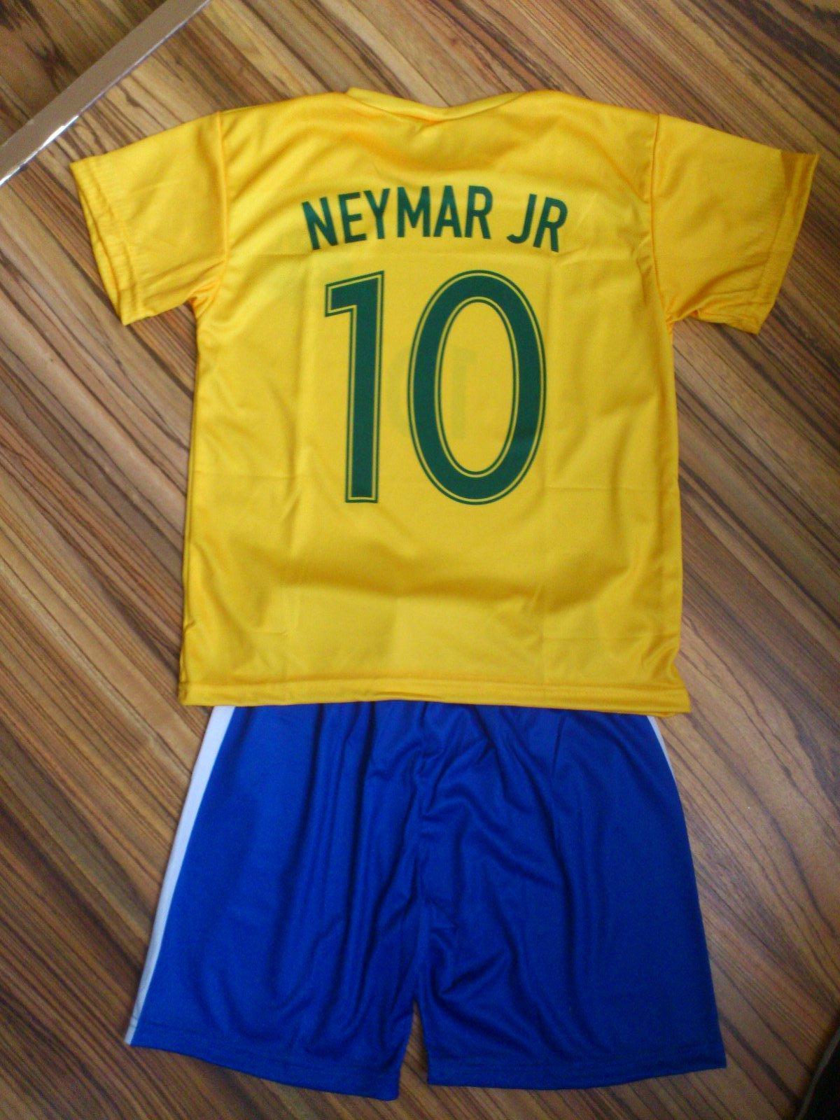 488c10e62 Futbalový dres neymar brazília, 134 - 11 € od predávajúcej mamka5 | Detský  bazár | ModryKonik.sk
