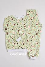 Detské pyžamo 6 vzorov , 98 - 146