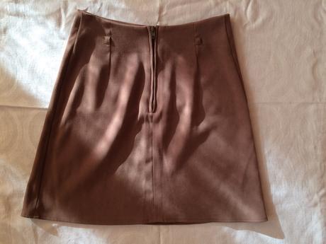 9eea59ddc003 Elegantná hnedá sukňa