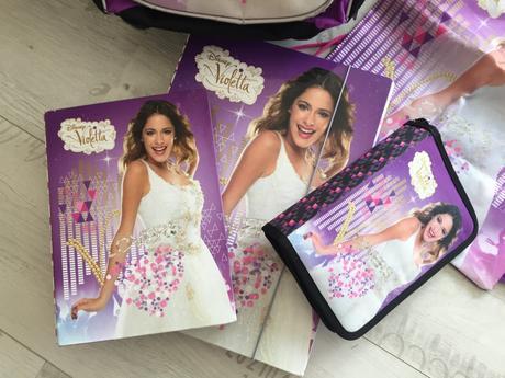 4b746d36b9 Anatomická školská taška violetta+grátis vybavenie