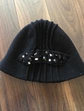 Vlnená čiapka, s