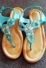 Sandálky veľ. 33 zn. graceland, graceland,33
