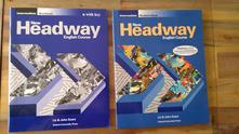 Headway intermediate + cvičebnica,