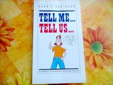 Barrie robinson - tell me...tell us...,