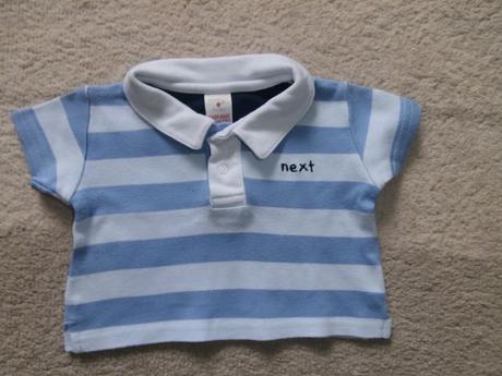 Polokošeľa - tričko, next,50