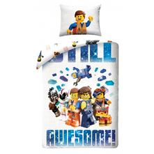 Posteľné obliečky lego movie,