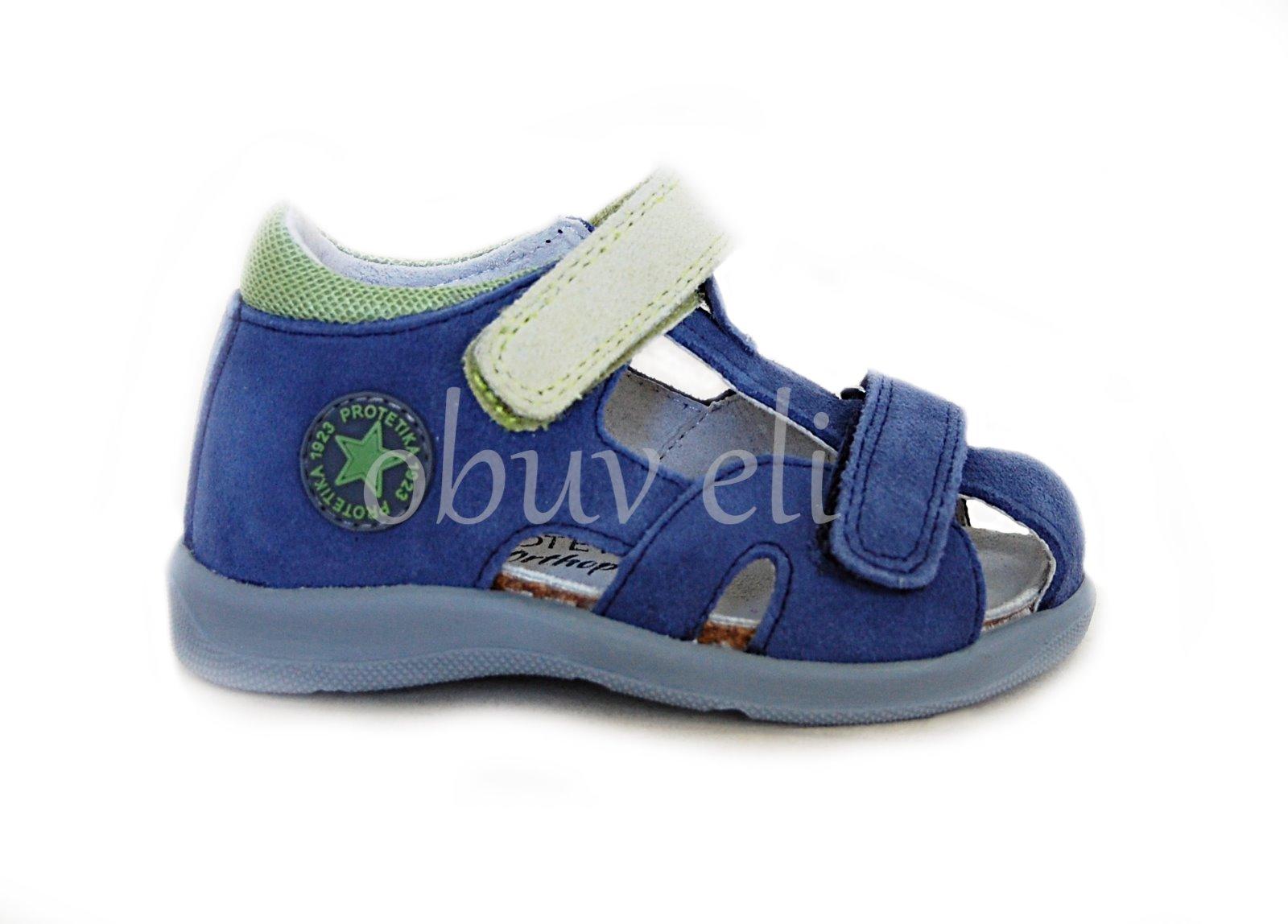 9f6990d8c8461 Ortopedické sandále 22-27 na sklade, protetika,22 - 27 - 23,50 € od  predávajúcej obuveli | Detský bazár | ModryKonik.sk