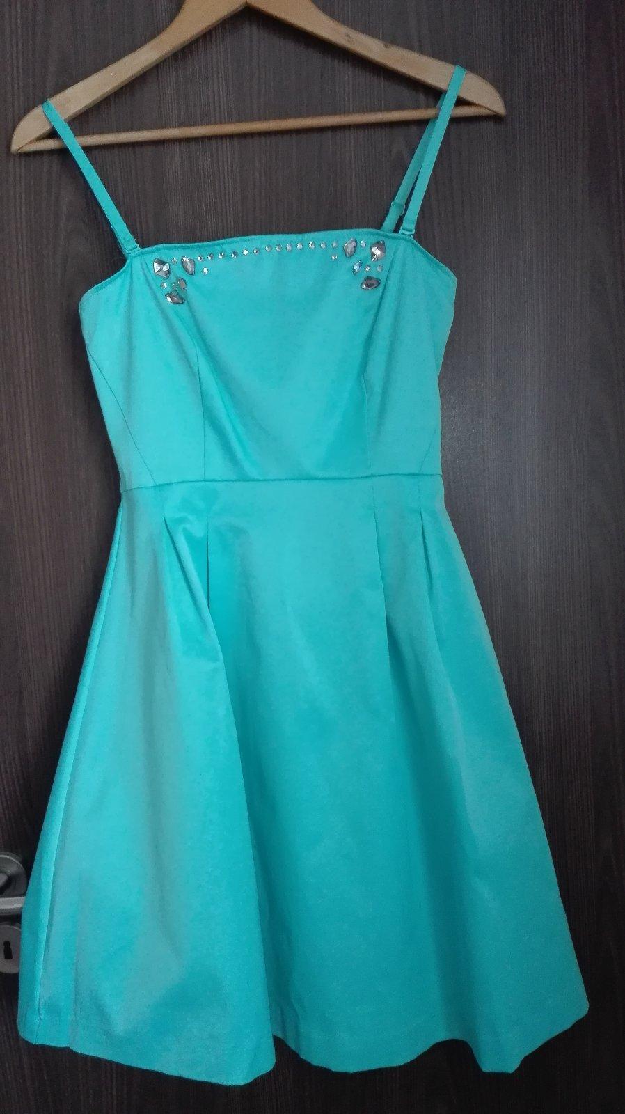 f3fadc646 Tyrkysové šaty, orsay,36 - 8 € od predávajúcej zabiatkoggg | Detský bazár |  ModryKonik.sk