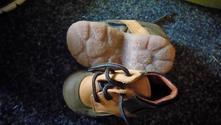 Kvalitné celokoženné topánky hitop, 21