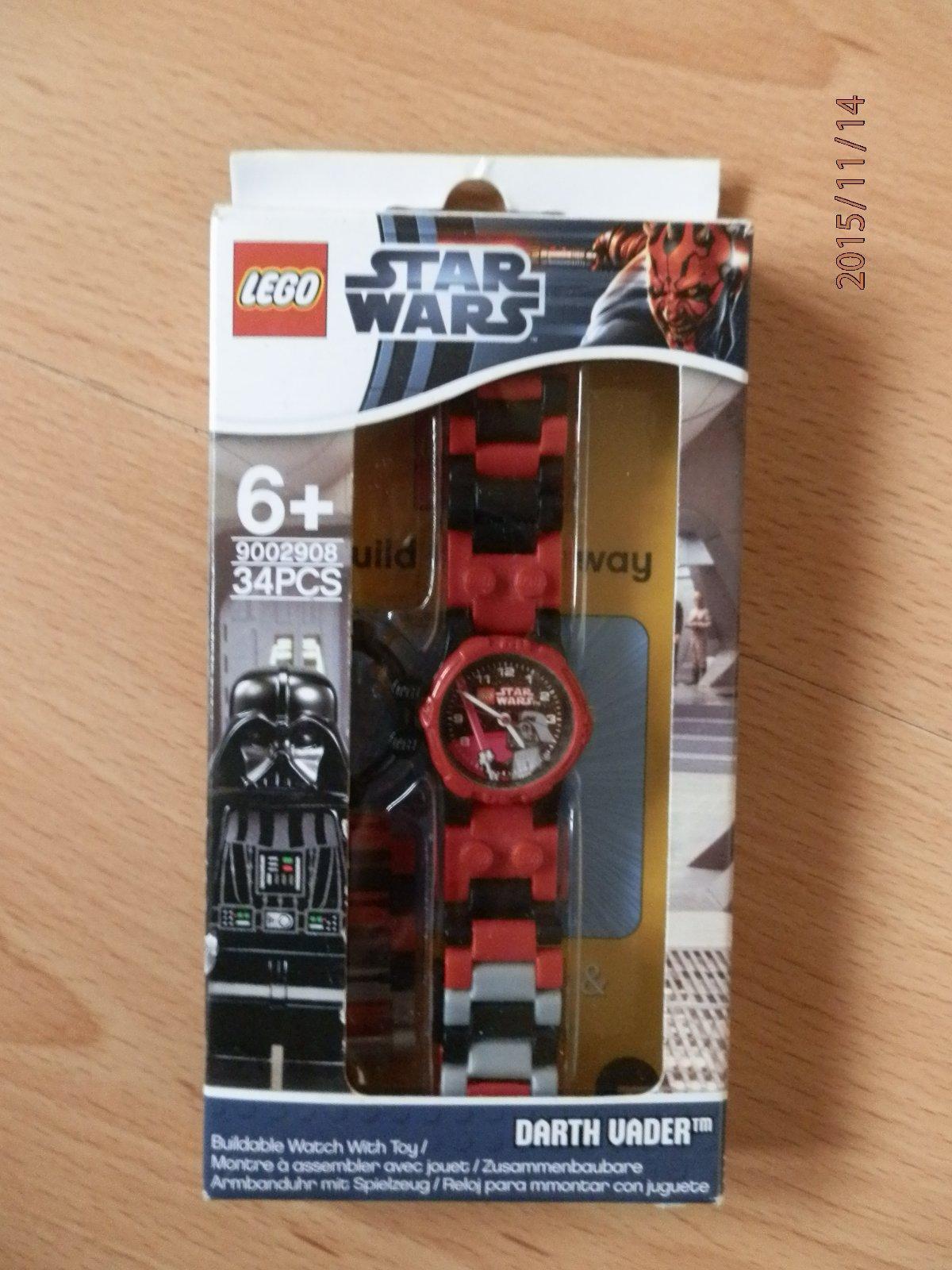d625e730e6f Lego hodinky star wars