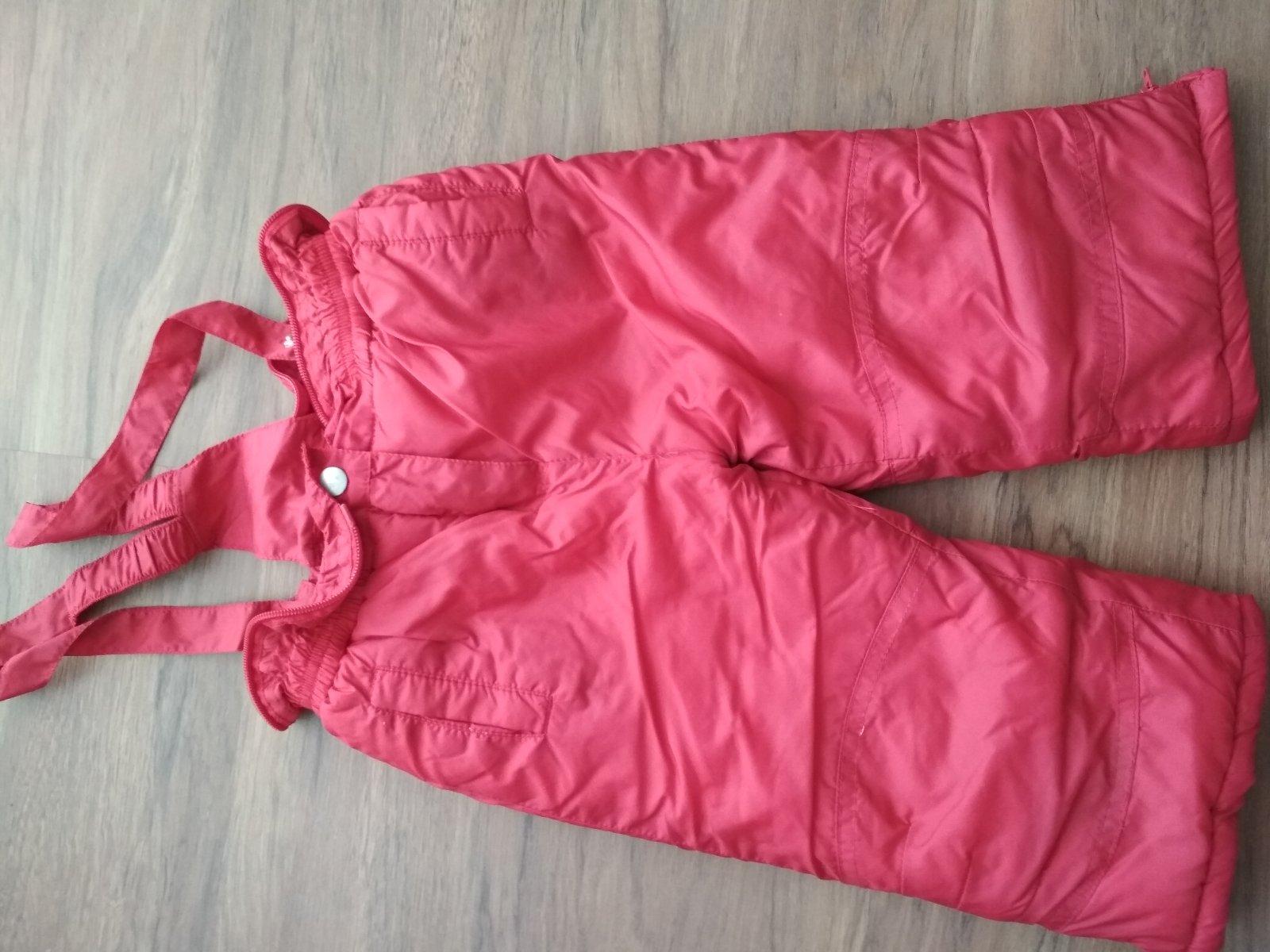 195b98880339 Lyžiarske nohavice oteplovacky