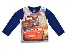 Tričko s dlhým rukávom cars 064, disney,122 / 128