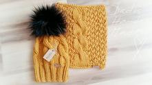Pletené čiapočky, 50 - 158