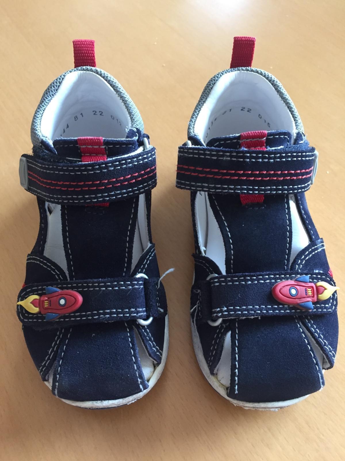 Sandále superfit č.22, superfit,22 - 15 € od predávajúcej ...